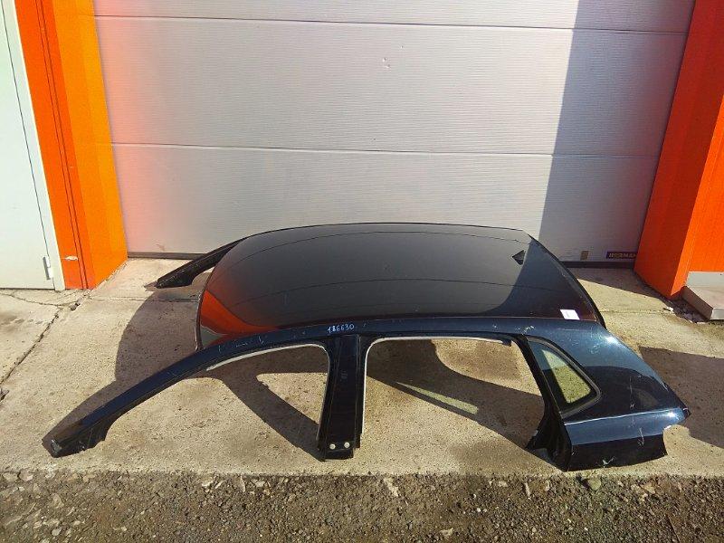 Крыша Volkswagen Polo MK5 CGGB 2008 Со стойками по стекла. POLO 5 поколение(2008-2014). Хэтчбек, 5 дверей.