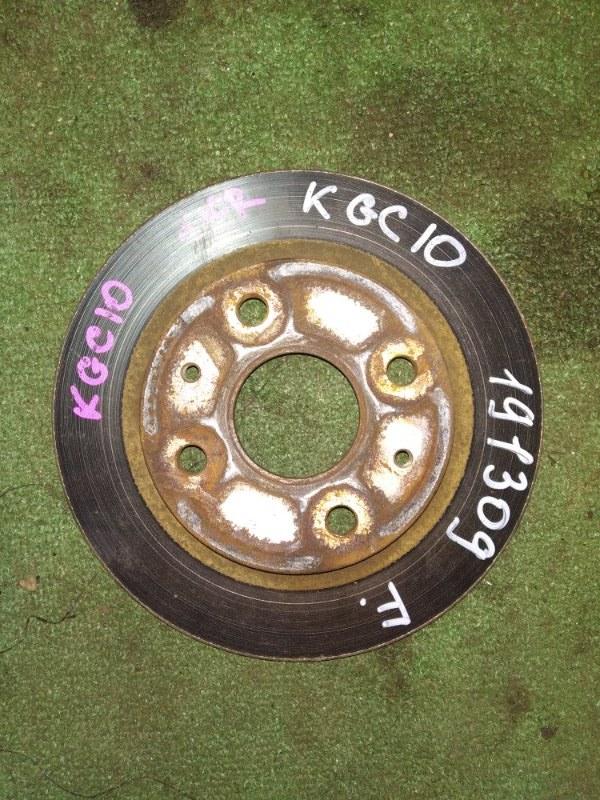 Диск тормозной Toyota Passo KGC1# 1KR-FE передний RN1481V Ф234, T15.7, 4 ШПИЛЬКИ, PASSO KGC10,