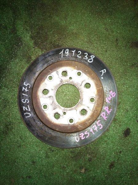 Диск тормозной Toyota Crown JZS177 2JZ-FSE задний ---------- Ф292, T11.8, НЕ ВЕНТ, CROWN UZS175,