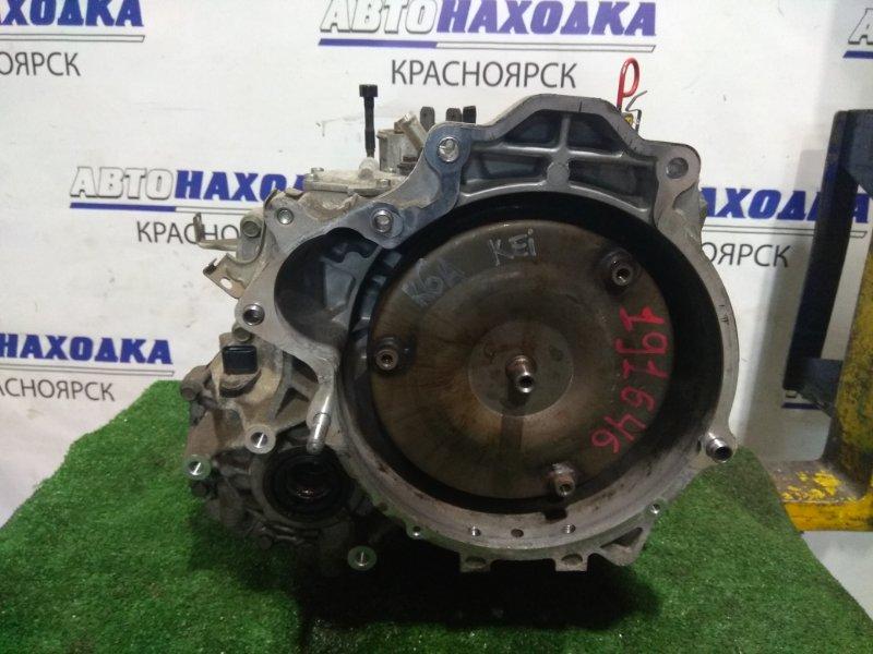 Акпп Suzuki Kei HN22S K6A-T 2000 ХТС-пробег 34258 км. Гидро AT4, простая, с теплообменником.