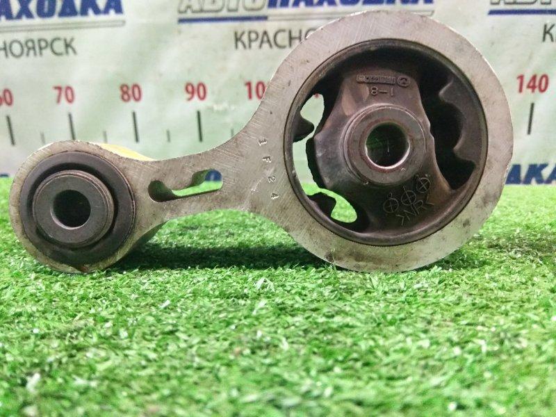 """Подушка двигателя Nissan Lafesta CWEFWN LF-VDS 2011 задняя нижняя задняя, AL """"косточка"""", с ДВС 54,9 т.км."""