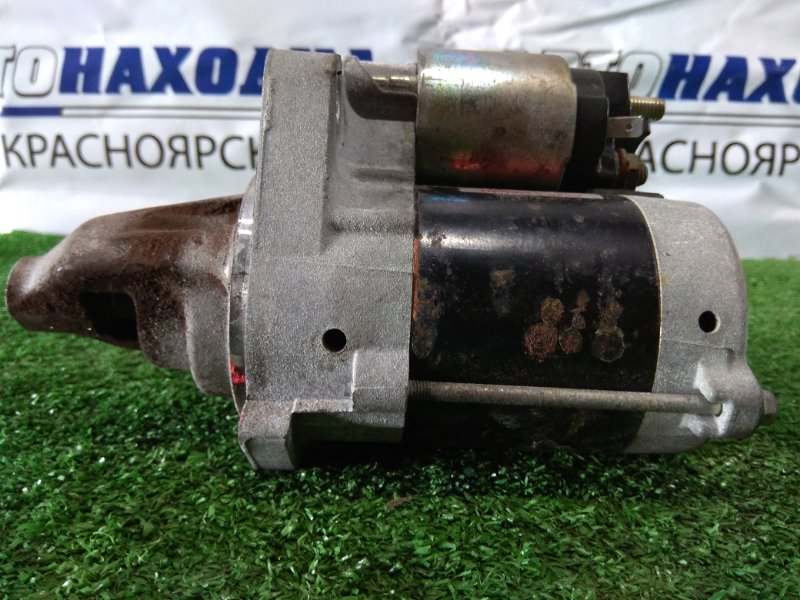 Стартер Daihatsu Tanto L375S KF 2007 428000-4010, 28100-B2030 ХТС- c ДВС 62,3 т.км. DENSO 428000-4010 .