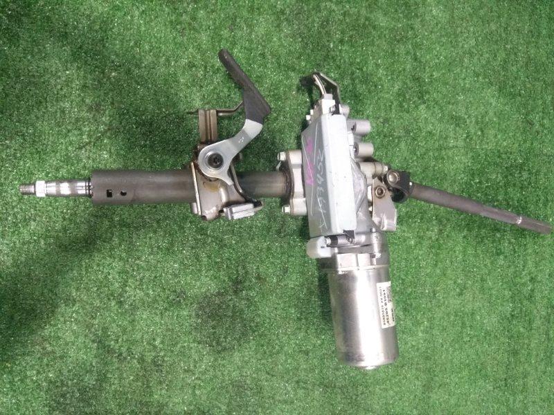 Колонка рулевая Toyota Passo KGC30 1KR-FE 2010 45205-B1091 с ЭУРом и блоком управления + карданчик