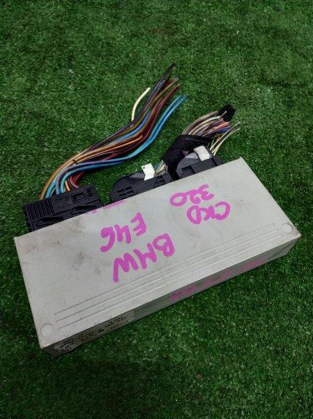 Блок управления Bmw 320I E46 M52 B20 1998 системой комфорта