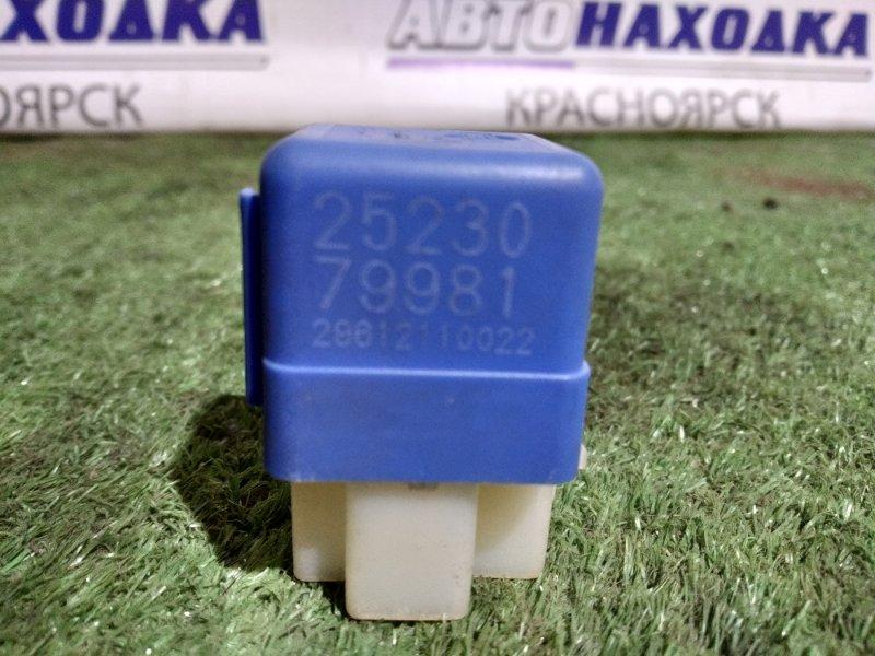 Реле Nissan Primera P11 25230 79981