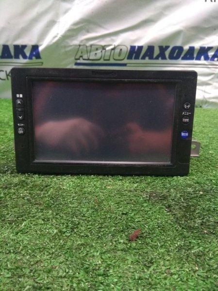 Монитор Subaru Legacy Outback BP9 EJ25 2003 штатный дисплей с панели