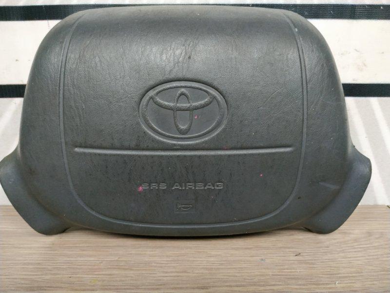 Airbag Toyota Granvia KCH10W в руль серый 2 спицы