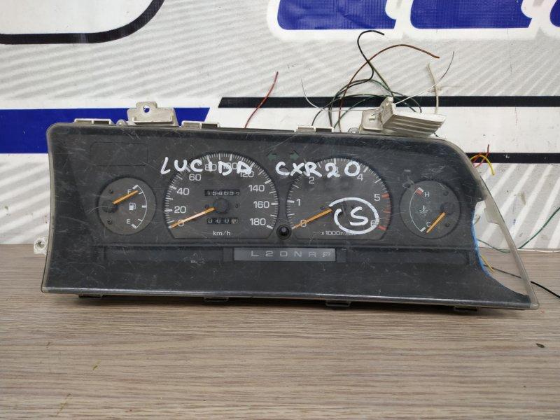 Щиток приборов Toyota Estima Lucida CXR20G 3C-T АТ , пробег 154693 км , ***дефект корпуса , и одного