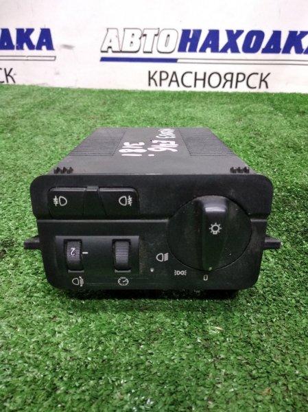 Блок управления светом Bmw 320I E46 M52 B20 1998
