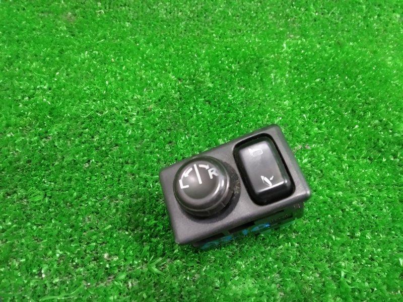 Кнопки в салон Nissan Cube AZ10 CGA3DE 1998 кнопки регулировки зеркал, 10 контактов