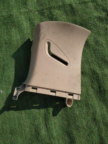 Обшивка стойки кузова Honda Stepwgn RG1 K20A задняя правая 84141-SLJ-0030-N810-M1