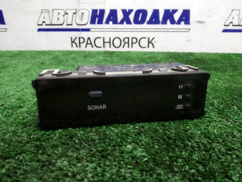 Часы Toyota Nadia SXN15 с SONAR