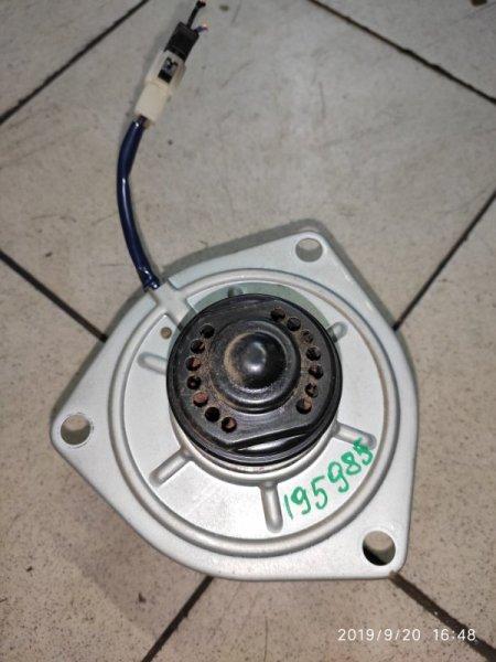 Мотор печки Mitsubishi Minica H31A 4A30 1MOD, МЕТАЛЛИЧЕСКАЯ КРЫШКА