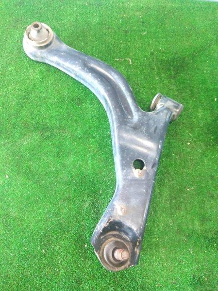 Рычаг подвески Ford Escape EP3FW L3-DE 2004 передний правый FR с шаровой, задний с/блок с трещинами *
