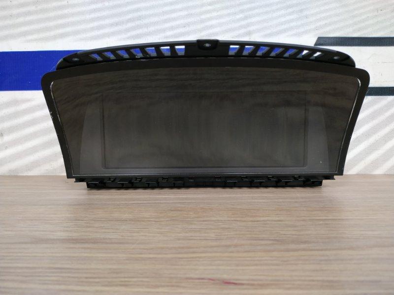 Телевизор в салон Bmw 735I E65 N62 B36A 2001 65826946721 информационный дисплей с центра панели