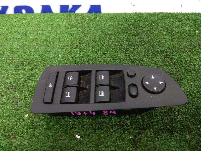 Блок управления стеклоподъемниками Bmw 120I E87 N45B16 2004 передний правый 6970231-02 передний