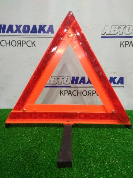 Знак аварийной остановки Honda Cr-V RE3 K24A 2006