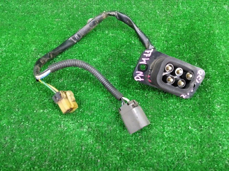 Электропроводка Nissan Prairie Joy PNM11 SR20DE 1995 задняя контактная группа задней сдвижной