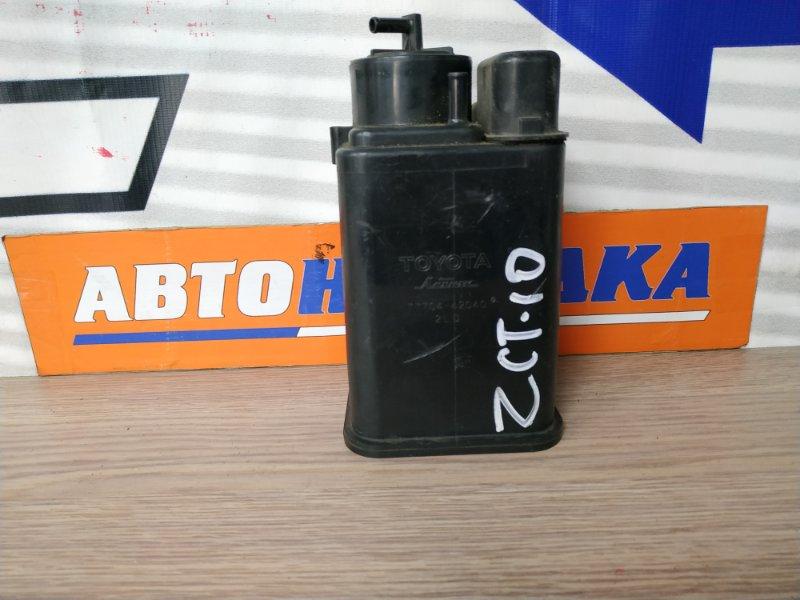 Бачок обратки топлива Toyota Opa ACT10 1AZ-FSE 77704-42040 абсорбер бензиновый