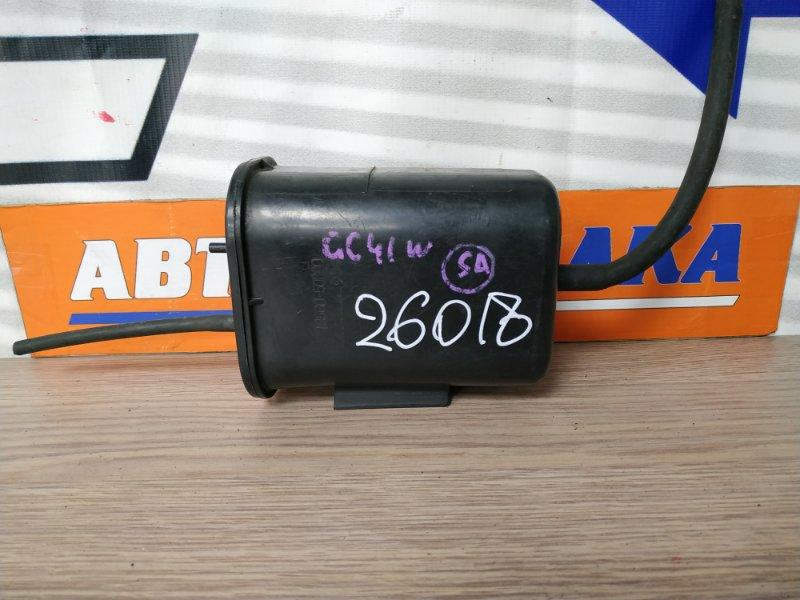 Бачок обратки топлива Suzuki Cultus GC41W J18A 18560-50000 абсорбер бензиновый
