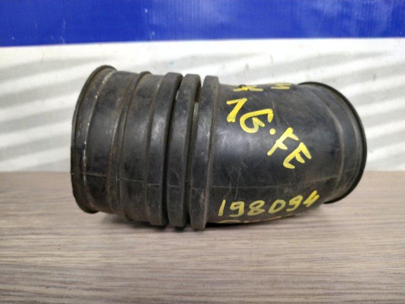 Патрубок воздушного фильтра Toyota Mark Ii GX81 1G-FE 1988 17882-70130