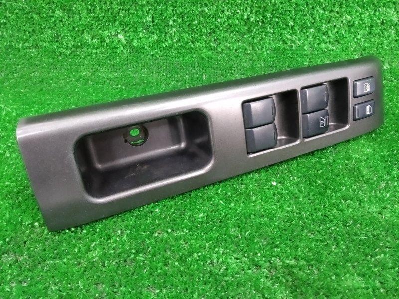 Блок управления стеклоподъемниками Nissan Lafesta B30 MR20DE 2004 передний правый 25401-EN00C передний
