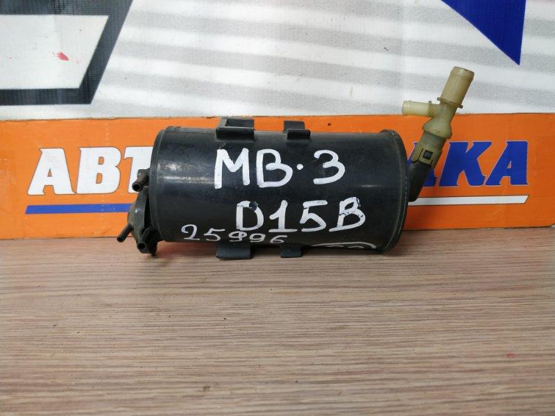 Бачок обратки топлива Honda Domani MB3 D15A абсорбер бензиновый