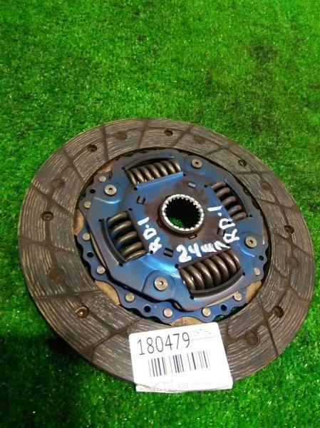 Диск сцепления Honda Cr-V RD1 B20B 1995 Под МКПП SBXM, с аукционного авто 96,7 т.км. Шлицевая 24