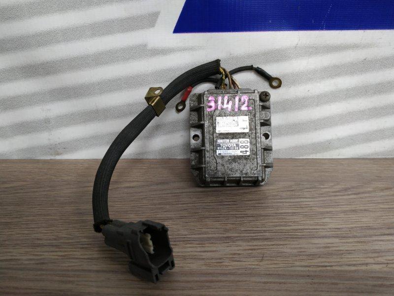 Коммутатор Toyota Crown GS130 1G-FE 89620-10100