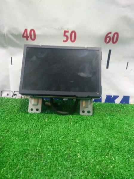 Телевизор в салон Nissan Teana J32 VQ25DE 2008 DP7WV3001J монитор с торпедо