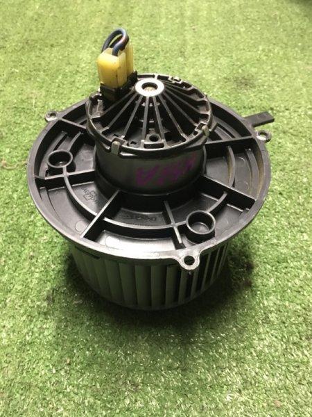 Мотор печки Mitsubishi Minica H31A 4A30 272500-0411 2MOD, ПЛАСТИК КРЫШКА, PAJERO MINI H53A