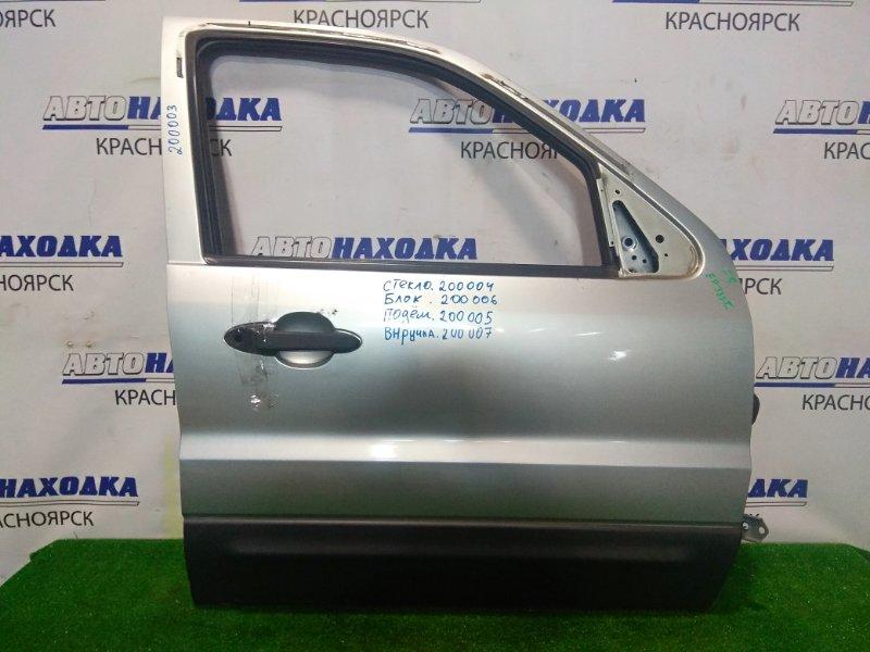 Дверь Ford Escape EP3FW L3-DE 2004 передняя правая FR. ХТС., без стекла, с/подъемника, внутр ручки и