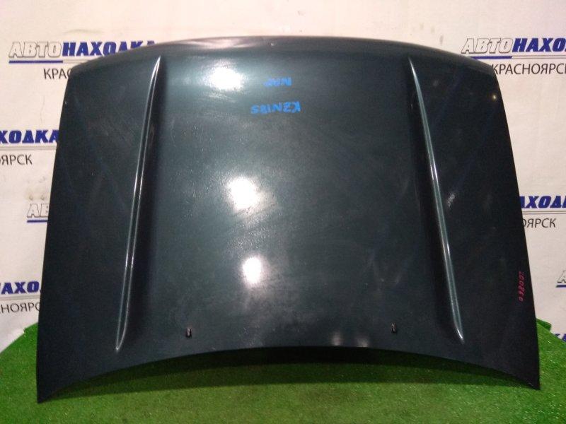 Капот Toyota Hilux Surf KZN185W 1KZ-TE 1995