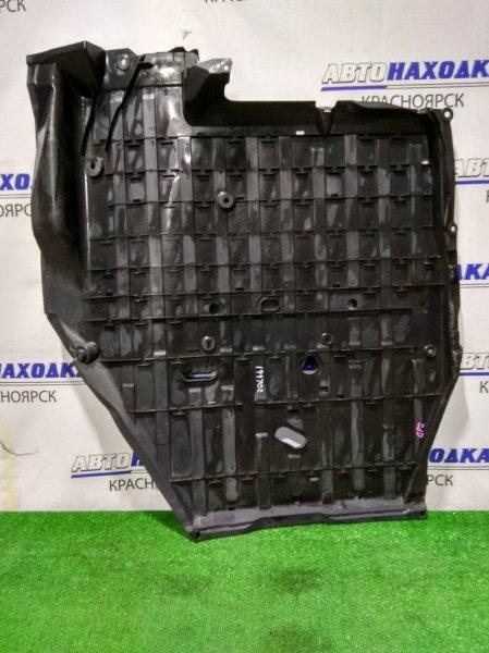 Защита Honda Fit Shuttle GP2 LDA 2011 передняя 74641-TF0-000 днища, большая, сплошная, цельная