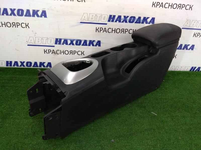 Подлокотник Nissan Qashqai KJ10 MR20DE 2007 96910 JD000 консоль - бардачок между передних сидений с