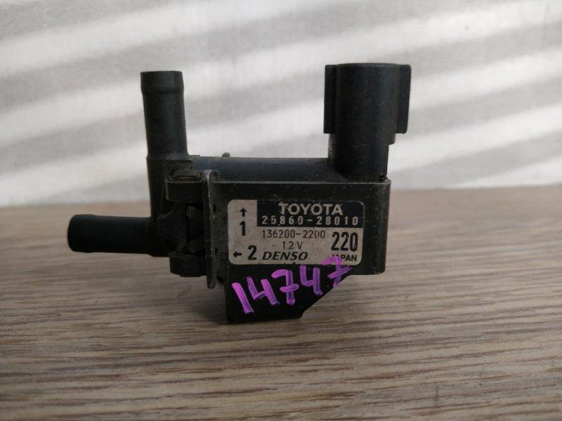 Датчик вакуумный Toyota Ipsum ACM21W 2AZ-FE 2001 25860-28010