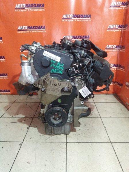 Двигатель Volkswagen Golf 1K1 BLX 028341 (гтд 028337) БЕЗ НАВЕСНОГО, WVWZZZ1KZ5W135875