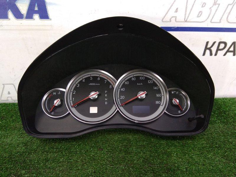 Щиток приборов Subaru Legacy Outback BP9 EJ25 2003 85012AG030 под АКПП, 1 модель, пробег 81 т.км., с