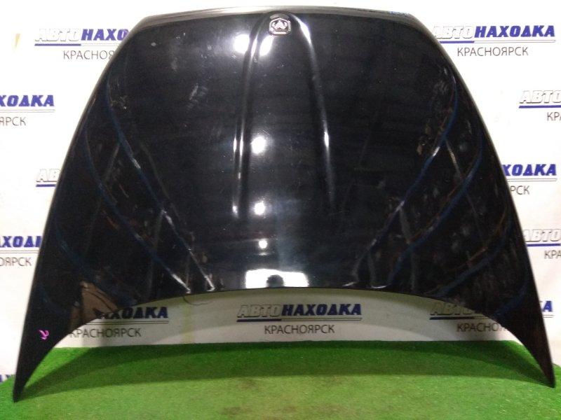 Капот Dodge Durango 1997 перекрашен в японии