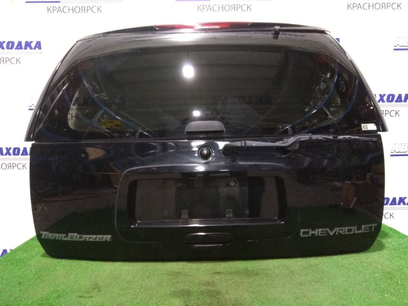 Дверь задняя Chevrolet Trailblazer T360 LL8 2001 задняя 89023979 в сборе. ХТС. С камерой з/х