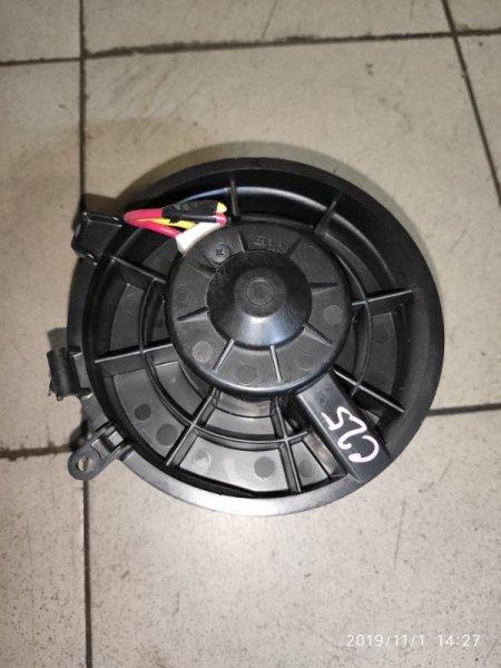 Мотор печки Nissan Lafesta B30 MR20DD SERENA C25, +T31 LEFT HAND DRIVE