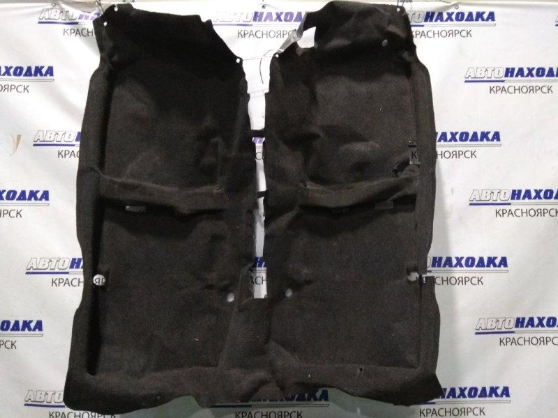 Обшивка пола Subaru Impreza GDA EJ20-T 2000 ковровое покрытие пола в салон. ХТС. 1 петля порвана