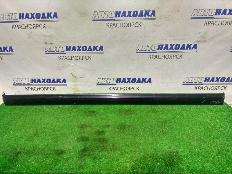 Порог Suzuki Mr Wagon MF22S K6A 2006 левый пластиковый, левый (есть дефект *)