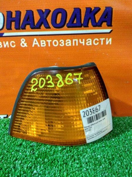 Фонарь габаритный Bmw 318I E36 передний правый 1387044