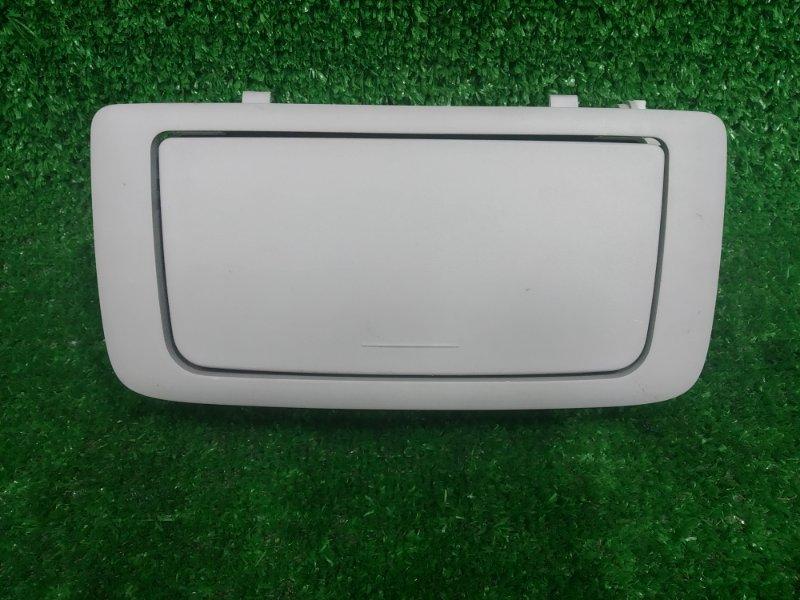 Бардачок Mitsubishi Outlander CW5W 4B12 2005 7200A342 ящик для очков, светло-серый /7200A342/