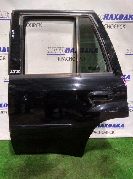 Дверь Chevrolet Trailblazer T360 LL8 2001 задняя левая 89025257 RL в сборе. ХТС.