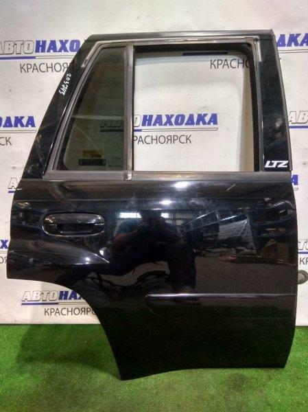 Дверь Chevrolet Trailblazer T360 LL8 2001 задняя правая 89025256 RR в сборе. ХТС.