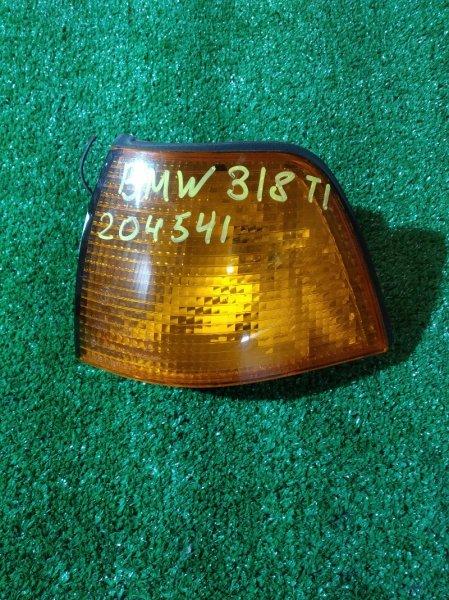 Фонарь габаритный Bmw 318I E36 передний левый 1387043