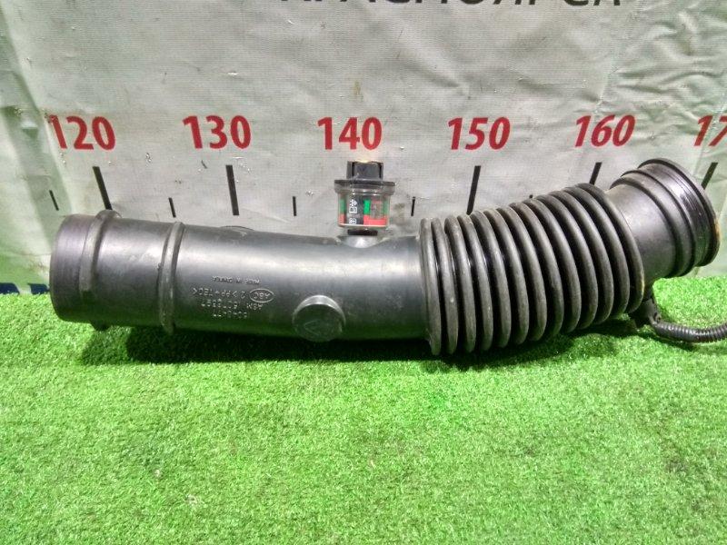 Патрубок воздушного фильтра Chevrolet Trailblazer T360 LL8 2001 15046477 с датчиком температуры
