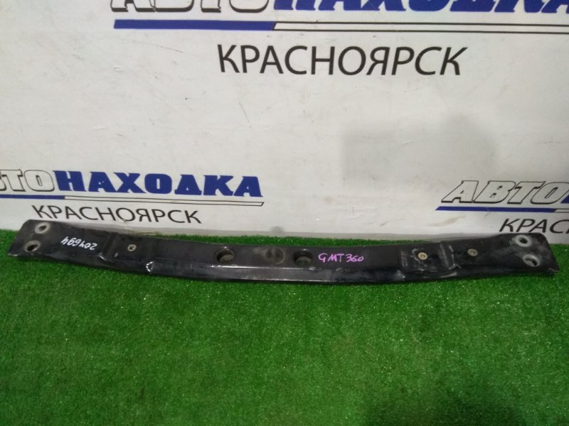 Рамка радиатора Chevrolet Trailblazer T360 LL8 2001 передняя верхняя верхняя часть рамки радиатора